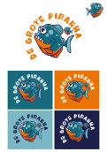 Logo & stationery # 1133189 for Tha big piranha is looking for a face ! contest