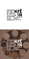 Logo & stationery # 1230394 for creation of a logo for a food   coffee shop contest