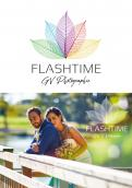 Logo & stationery # 1009304 for Flashtime GV Photographie contest