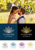 Logo & stationery # 1009306 for Flashtime GV Photographie contest