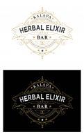 Logo & Huisstijl # 1051048 voor Logo   Huisstijl voor KALAPA   Herbal Elixirbar wedstrijd