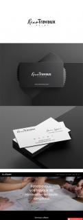 Logo & stationery # 1121832 for Renotravaux contest