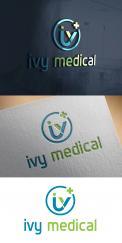 Visitekaartje # 985366 voor Logo  Huisstijl   Visitekaartje voor ivy medical wedstrijd