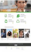 Website design # 944229 voor Redesign van bestaande website payrollorganisatie wedstrijd