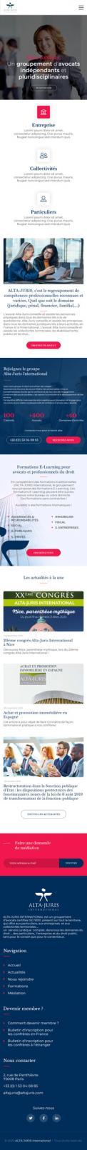 Site internet  n°1028049
