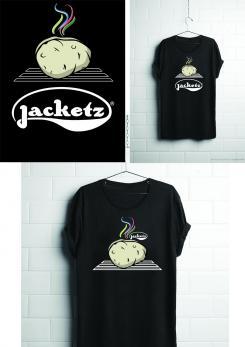 Overig # 594186 voor Design a T-Shirt for our Jacketz Baked Potato Shop Amsterdam  wedstrijd