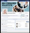 Facebook pagina # 314105 voor Design de Facebookpagina van de Sollicitatiebriefexpert wedstrijd