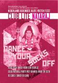 Flyer # 161258 voor Nataraj Flyer voor feesten op verschillende lokaties wedstrijd