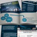Flyer, Eintrittskarte, Einladung  # 303839 für Cyber Flyer  Wettbewerb