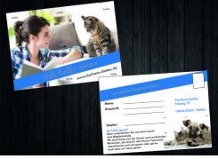 Flyer, Eintrittskarte, Einladung  # 328958 für Tierheimflyer zur werbung von neuen Mitgliedern. Wettbewerb