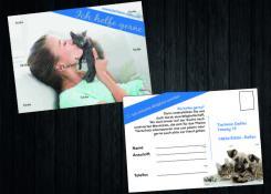 Flyer, Eintrittskarte, Einladung  # 329568 für Tierheimflyer zur werbung von neuen Mitgliedern. Wettbewerb