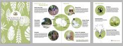 Flyer, Eintrittskarte, Einladung  # 588477 für Storytelling - Wer bringt unsere Geschichte grafisch auf Papier? Wettbewerb