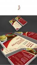 Flyer, Eintrittskarte, Einladung  # 731274 für Sekt & Bratwurst Tasting Wettbewerb