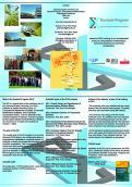 Flyer, Eintrittskarte, Einladung  # 213051 für Folder für Mathmatik-Institut Wettbewerb