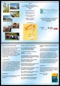 Flyer, Eintrittskarte, Einladung  # 204329 für Folder für Mathmatik-Institut Wettbewerb