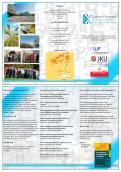 Flyer, Eintrittskarte, Einladung  # 207129 für Folder für Mathmatik-Institut Wettbewerb