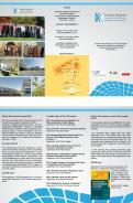 Flyer, Eintrittskarte, Einladung  # 207998 für Folder für Mathmatik-Institut Wettbewerb