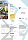 Flyer, Eintrittskarte, Einladung  # 205870 für Folder für Mathmatik-Institut Wettbewerb