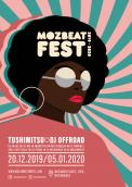 Flyer, tickets # 1011452 for MozBeat Fest 2019 2020 contest