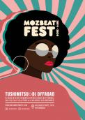 Flyer, tickets # 1011466 for MozBeat Fest 2019 2020 contest