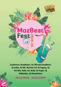Flyer, tickets # 1012703 for MozBeat Fest 2019 2020 contest