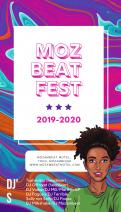 Flyer, tickets # 1012887 for MozBeat Fest 2019 2020 contest