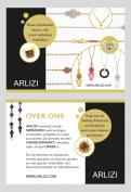 Flyer # 297973 voor Ontwerp een flyer voor nieuw trendy sieradenmerk wedstrijd