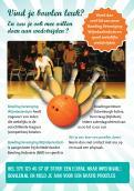 Flyer # 391885 voor Op zoek naar een flyer die jongeren aanspreekt wedstrijd