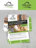 Flyer # 935697 voor Flyer voor briefcampagne en optimalisatie logo wedstrijd