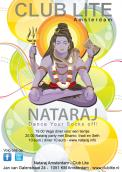 Flyer # 157340 voor Nataraj Flyer voor feesten op verschillende lokaties wedstrijd