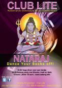 Flyer # 157459 voor Nataraj Flyer voor feesten op verschillende lokaties wedstrijd