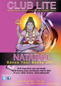 Flyer # 157462 voor Nataraj Flyer voor feesten op verschillende lokaties wedstrijd