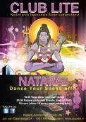 Flyer # 157463 voor Nataraj Flyer voor feesten op verschillende lokaties wedstrijd