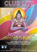 Flyer # 157469 voor Nataraj Flyer voor feesten op verschillende lokaties wedstrijd