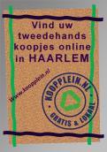Flyer # 266364 voor Hippe flyer voor een lokale tweedehands website (Koopplein Haarlem) wedstrijd