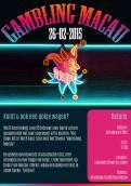 Flyer # 423025 voor Ontwerp een uitnodiging voor ons Chinees Nieuwjaars Event  wedstrijd
