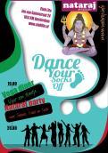 Flyer # 161185 voor Nataraj Flyer voor feesten op verschillende lokaties wedstrijd