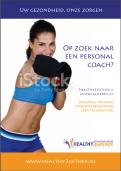 Flyer # 334012 voor promotieflyer voor startende personal trainer wedstrijd