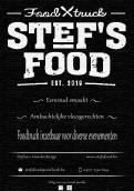 Flyer, (Toegangs)Kaart # 1008884 voor FLYER VOOR FOODTRUCK wedstrijd