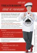 Flyer # 1133511 voor Flyer en poster ontwerp voor Visuele komedie show wedstrijd