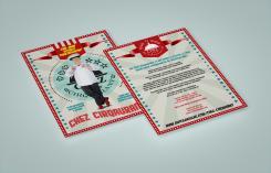 Flyer # 1137359 voor Flyer en poster ontwerp voor Visuele komedie show wedstrijd