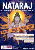 Flyer # 161323 voor Nataraj Flyer voor feesten op verschillende lokaties wedstrijd