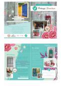Flyer # 356112 voor Ontwerp een brochure voor een Vintage Lifestyle winkel wedstrijd