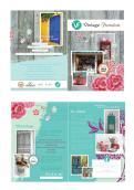 Flyer # 355319 voor Ontwerp een brochure voor een Vintage Lifestyle winkel wedstrijd
