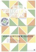 Flyer # 266188 voor Hippe flyer voor een lokale tweedehands website (Koopplein Haarlem) wedstrijd