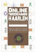 Flyer # 266611 voor Hippe flyer voor een lokale tweedehands website (Koopplein Haarlem) wedstrijd