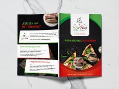 Flyer # 991808 voor De Pizza Academy flyer wedstrijd
