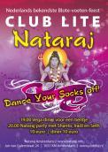 Flyer # 157416 voor Nataraj Flyer voor feesten op verschillende lokaties wedstrijd