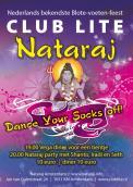 Flyer # 157429 voor Nataraj Flyer voor feesten op verschillende lokaties wedstrijd