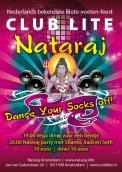 Flyer # 157273 voor Nataraj Flyer voor feesten op verschillende lokaties wedstrijd
